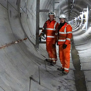 London Power Tunnels – Specialist Earthing
